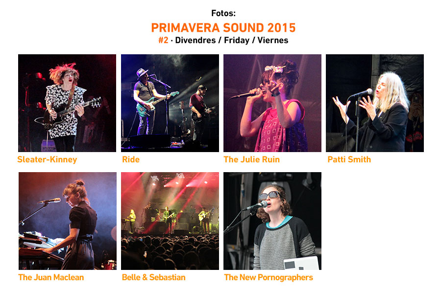 Primavera Sound 2015 #2 - Friday
