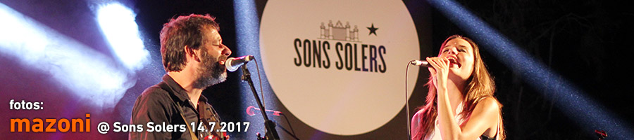 Mazoni @ Sons Solers 2017